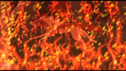 WoLF: The World Burns Around Her