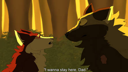 WoLF: Stay