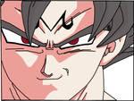 Majin Goku - Pure Evil