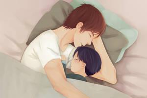 Ereri : Sleep With Me by pandagulung