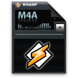 Winamp M4A Filetype by ChristoLake
