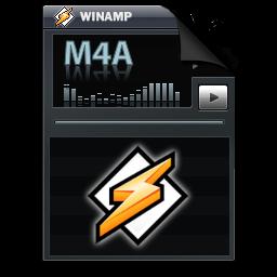 Winamp M4A Filetype by ChristoLake