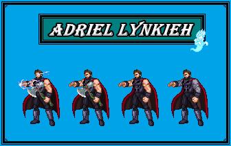 Thor Odinson (StormBreaker) by AdrielLynkieh
