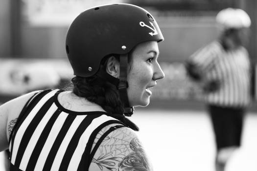 Roller Derby ! - L'arbitrage