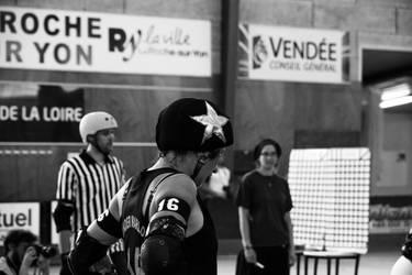 Roller Derby ! - Jammeuse
