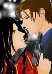 Asami and FeiLong - Viewfinder