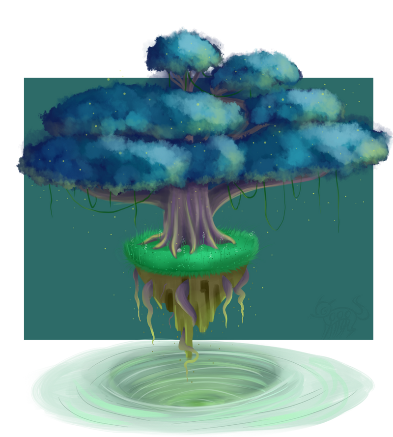 Treearth by Senzanko