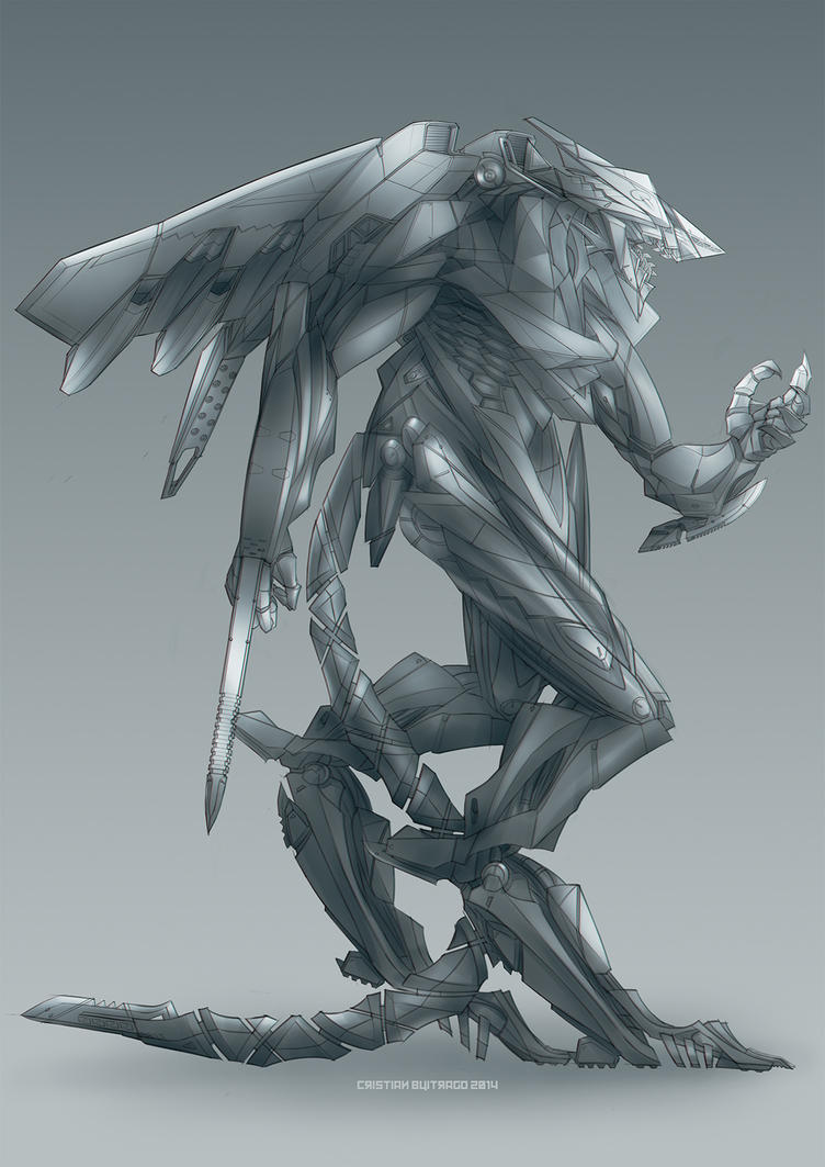 Ragnarok by CristianBuitrago