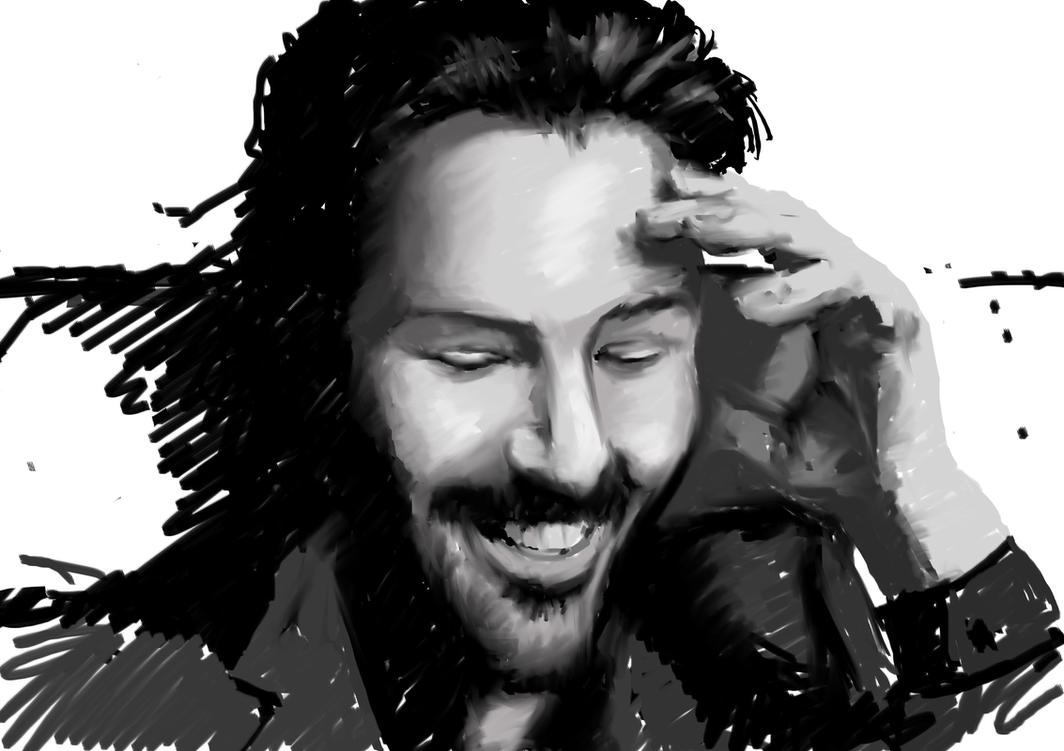 Keanu by manorak