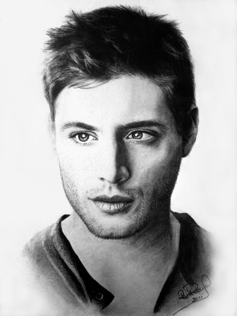 Jensen Ackles by RutePascoal