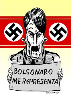 Hitler-Bolsonaro