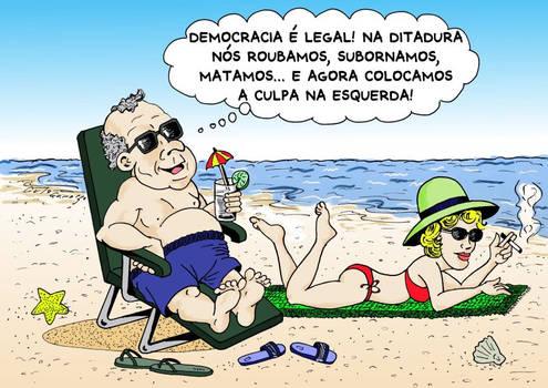 Ditador-Praia