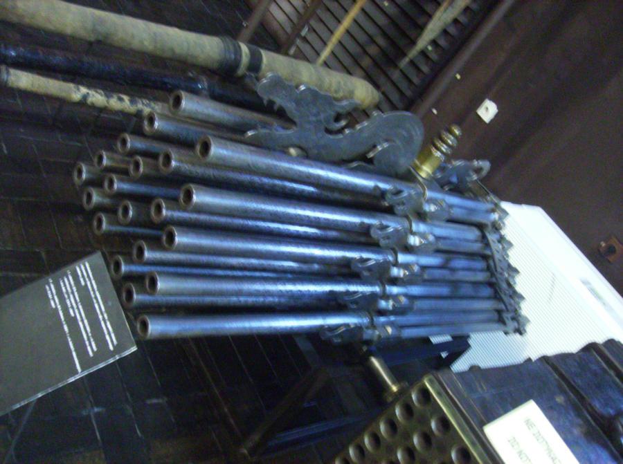 Warmonger Miniatures artillery take 2! Polish_multiple_gun_by_wormwoodthestar