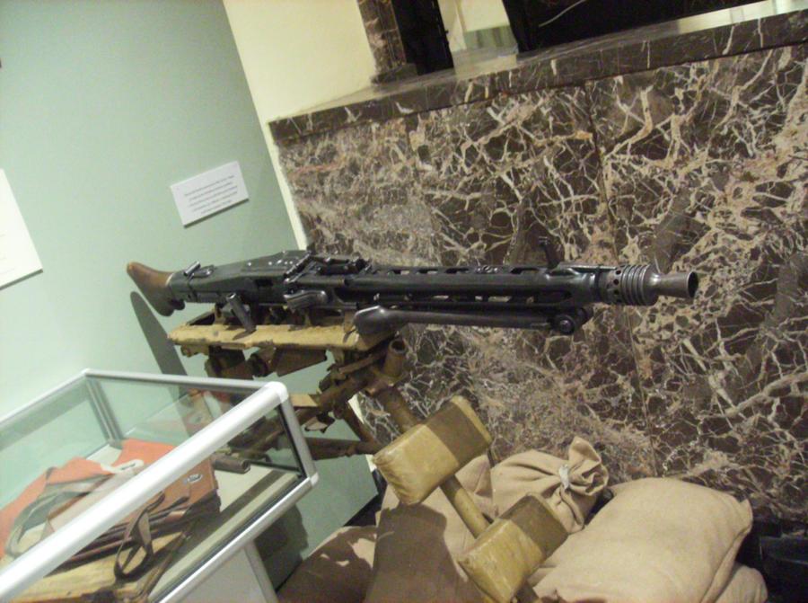 Maschinegewehr 42 Wallpaper: MG 42 II By WormWoodTheStar On DeviantArt