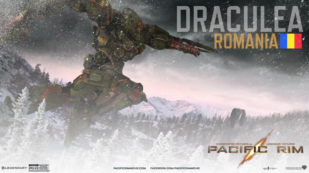 Pacific Rim - Draculea [RO] by WormWoodTheStar