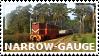 Narrow gauge by WormWoodTheStar