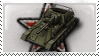 World of Tanks Stamp - SU-76 by WormWoodTheStar