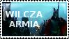 Wilcza Armia [Stamp] by WormWoodTheStar