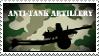 Anti-tank stamp by WormWoodTheStar
