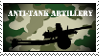Anti-tank stamp by WormWoodTheStar