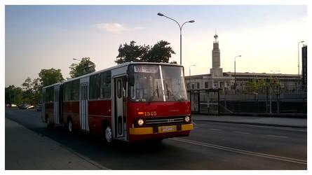 Ikarus 280 by WormWoodTheStar