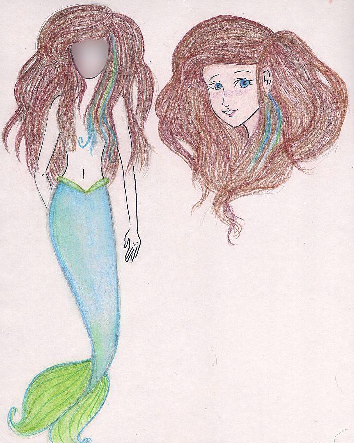 My Little mermaid by DreamingLights