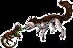COM: PepperxKyureku (ANIMATED) by Deestracted