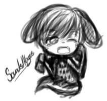 Cry puppy