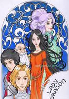 LadyDragon cover by Yo-Illuminator