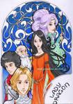 LadyDragon cover