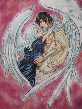 arcangel y demonio in Color