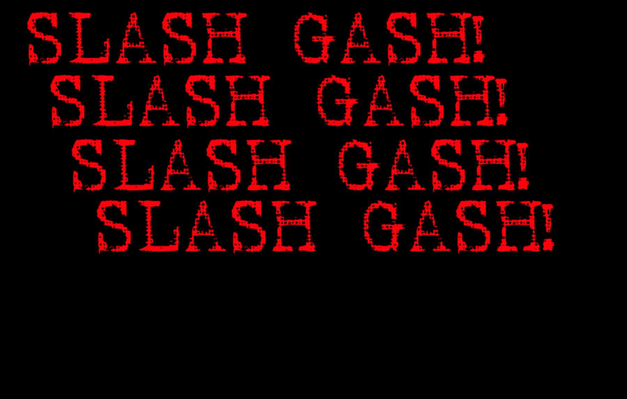 BOTDF-SLASH GASH by RaggsTink