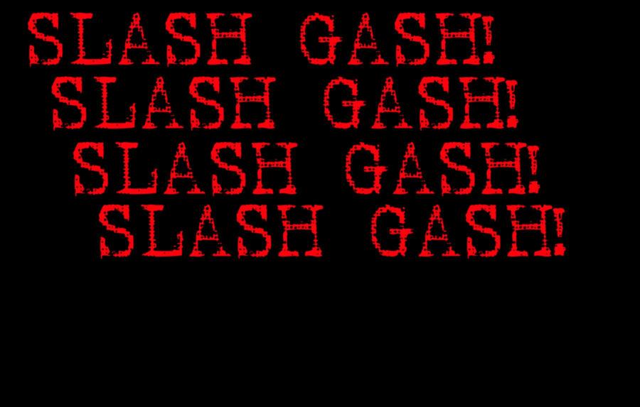BOTDF-SLASH GASH by RaggsTink