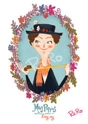 Mary Poppins by RaRo81