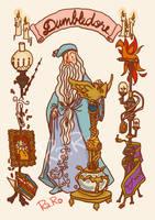 Dumbledore by RaRo81