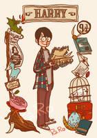 Harry by RaRo81