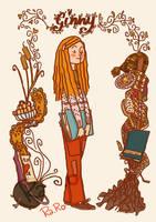 Ginny by RaRo81