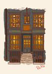 Diagon Alley: Ollivander Shop