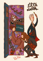 Twelfth Doctor by RaRo81