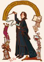 Severus by RaRo81