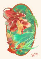 The Little Mermaid by RaRo81