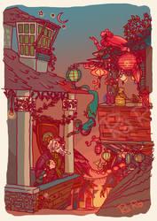 The Storyteller by RaRo81