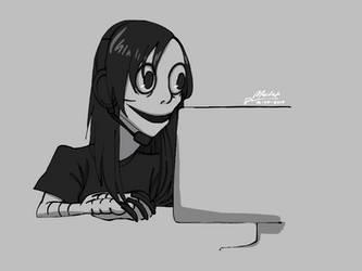 Momo [Doodle] by MusketsGoBoom