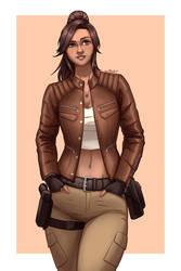 Elizabeth Short (Commission #10)