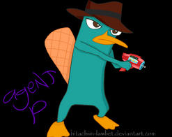 Agent P by hitachiin-lawliet