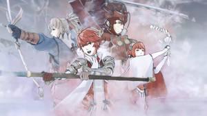 Fire Emblem Fates Hoshido Royal Family Wallpaper