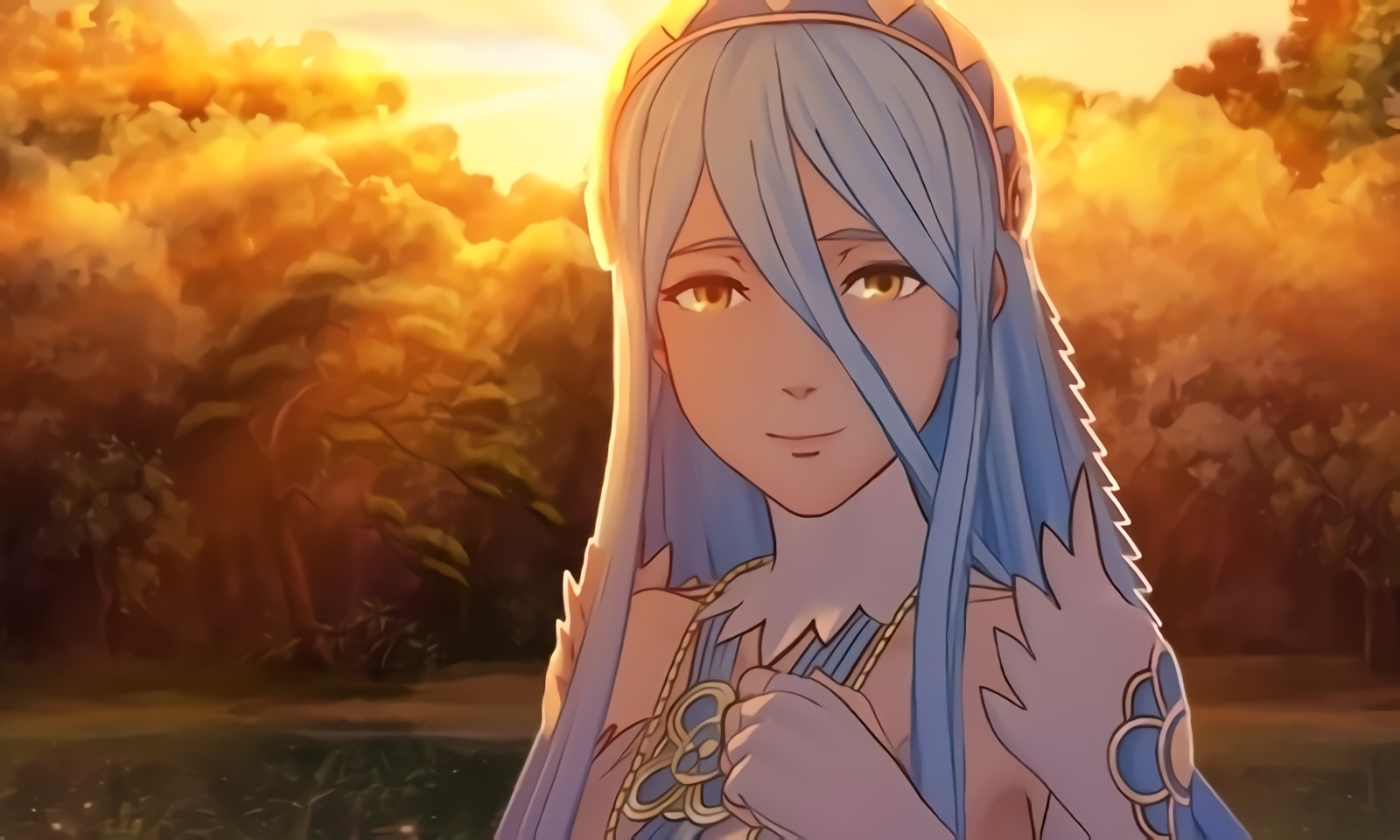Fire Emblem Fates Revelation Azura Wallpaper By Kaz Kirigiri On