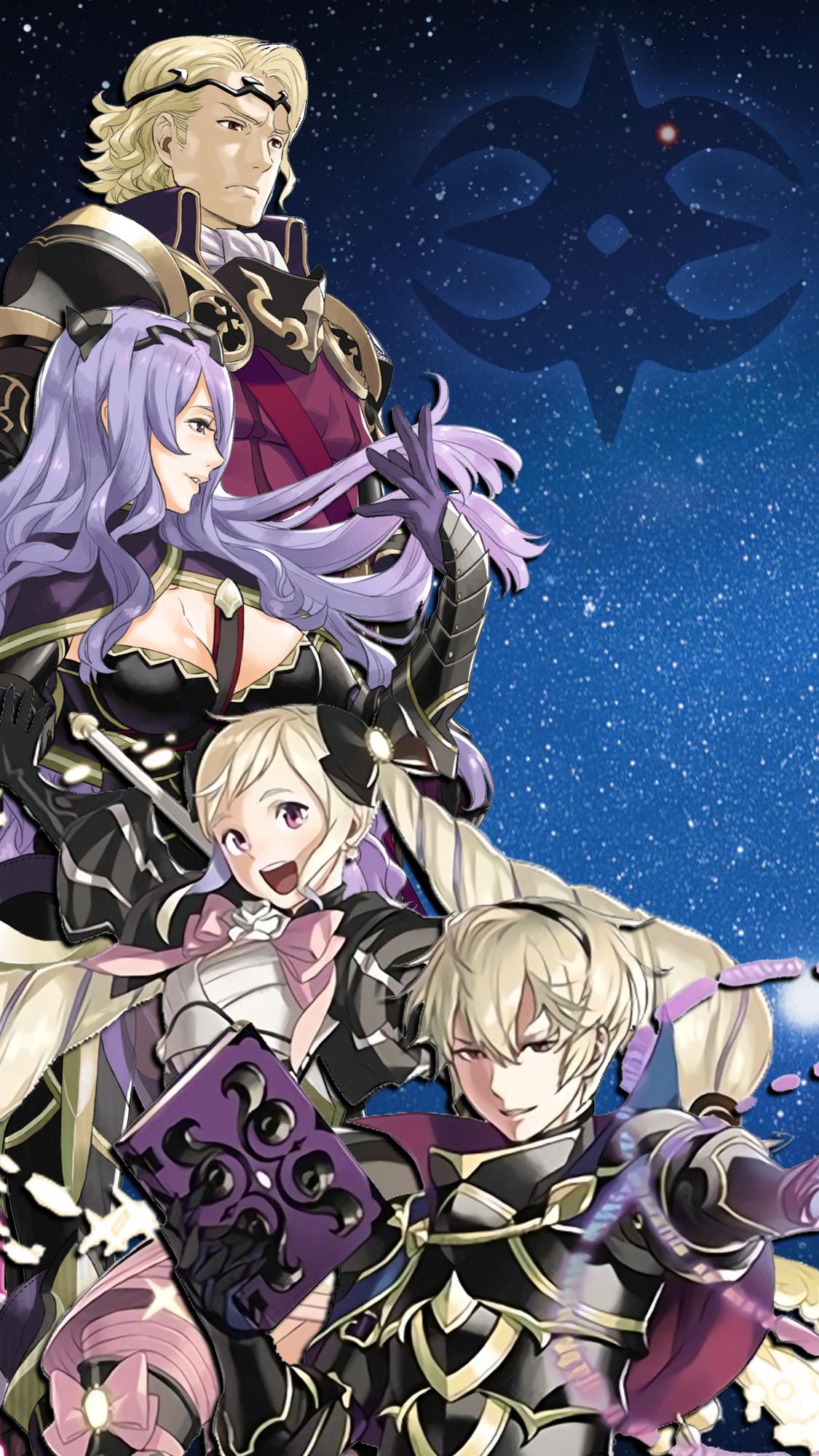Fire Emblem Conquest Mobile Phone Wallpaper By Kaz Kirigiri On