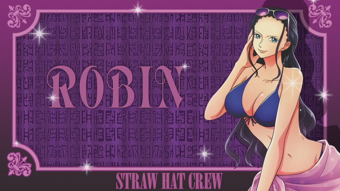 Nico robin from one piece 9