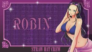 Nico Robin Wallpaper - One Piece by Kaz-Kirigiri